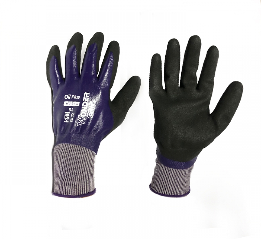Guantes OIL Plus WG 518W